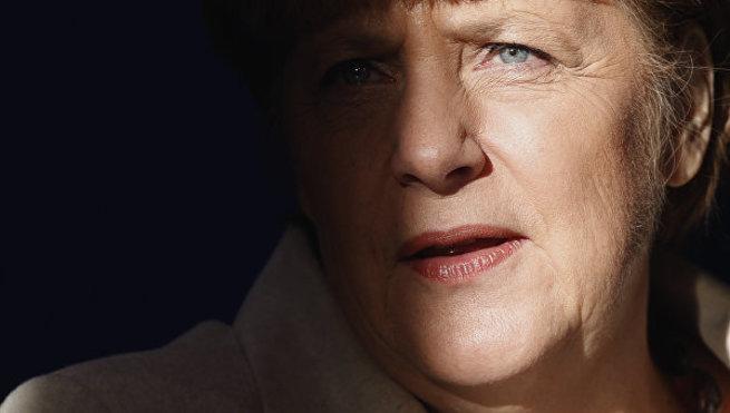 Воображаемый мир Ангелы Меркель рухнул в один момент