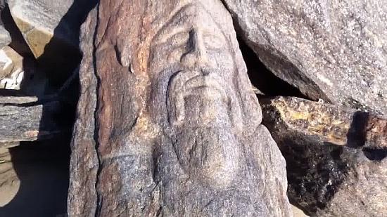 Артефакты «запрещенной» археологии великая тайна мегалитов белые боги индейцев в Сладково,Черусти,Ертарском