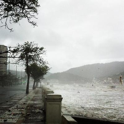 Тайна цунами в Бразилии, произошедшего 23 августа 2016 года